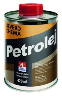 Severochema Petrolej 420 ml