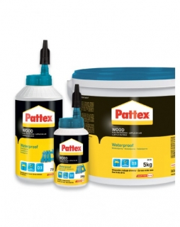 Pattex wood d3 waterproof 750 g
